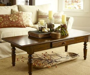 Elegant Tivoli Coffee Table