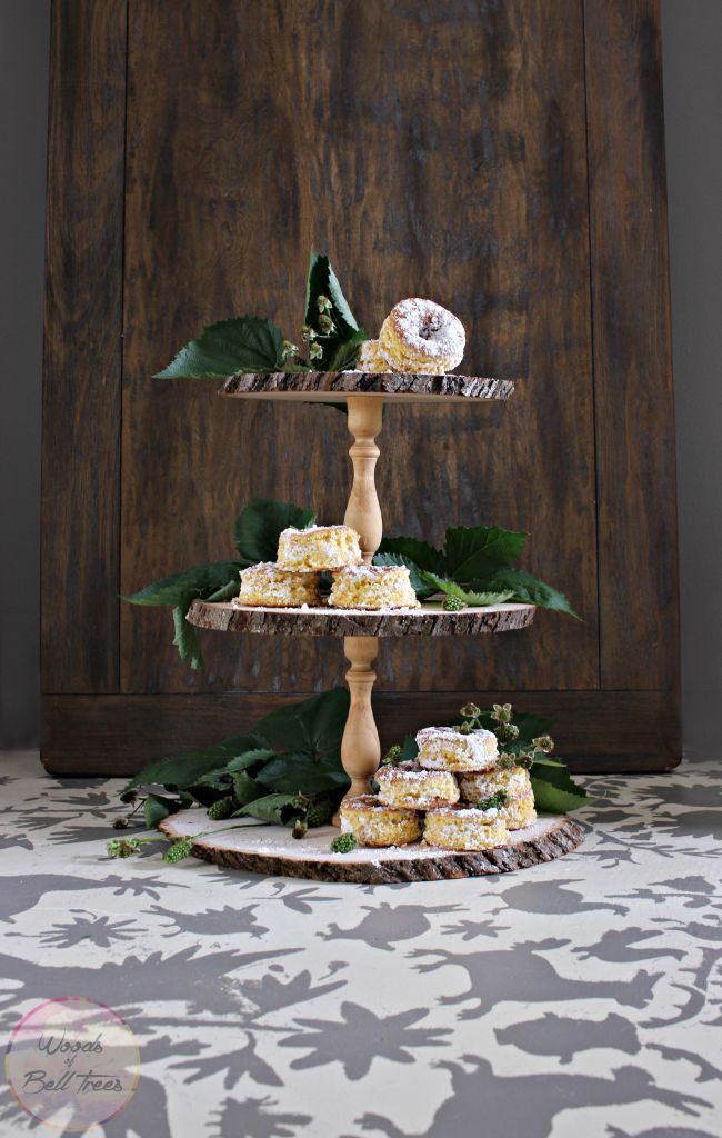 Triple Tier Cake Stand
