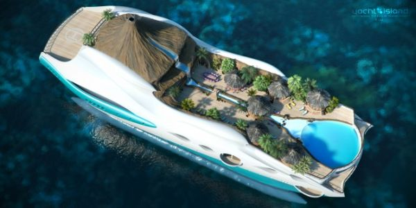 Awesome Ultimate Vacation On Tropical Island Paradise Superyacht Awesome Ideas