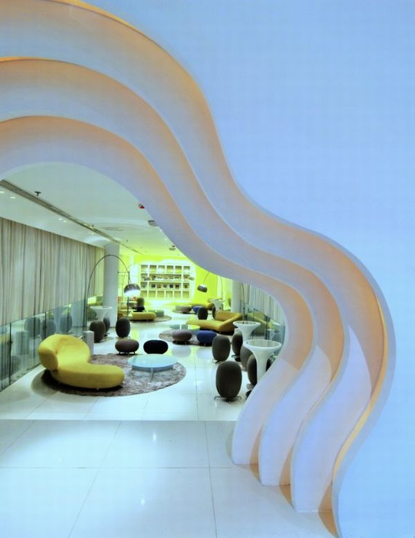 Superior Universe Themed Spa By PAL Design Home Design Ideas