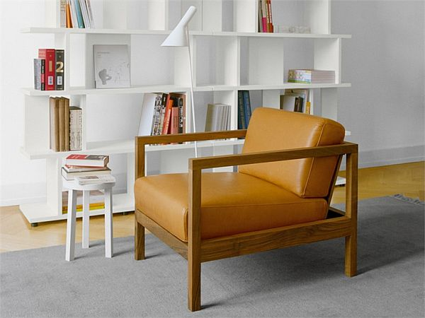 EC01 Byron Upholstered Armchair By Philipp Mainzer And Florian Asche