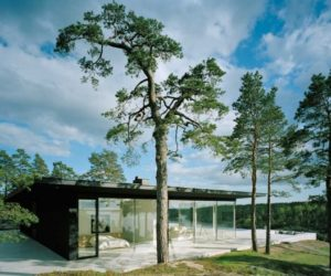 Villa Abborrkroken in Sweden by John Robert Nilsson Architects