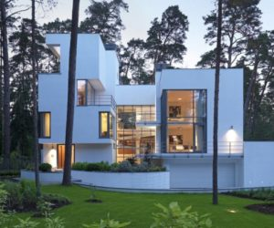 Modern Guna Villa by GMP Architekten