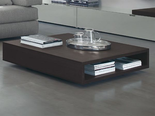 Polyurethane Coffee Table By Moroso View In Gallery