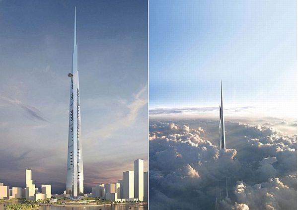 The World S Tallest Skyscraper Over 1 000 Meters