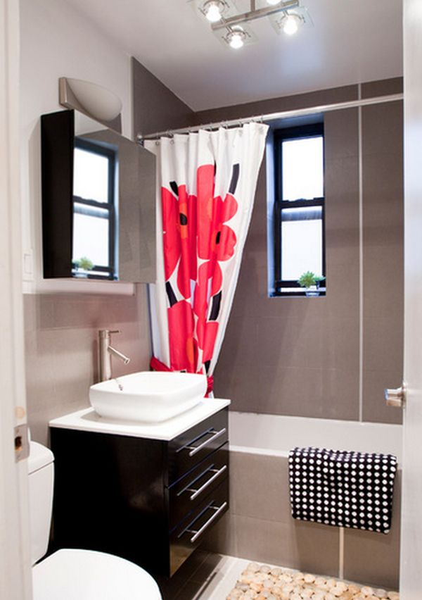 how to choose shower curtains for your bathroom. Black Bedroom Furniture Sets. Home Design Ideas