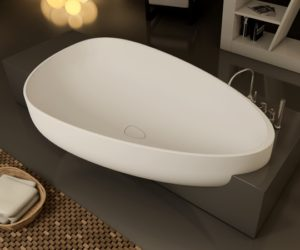 Beyond Egg-shaped Bathtub by Claudia Danelon and Federico Meroni