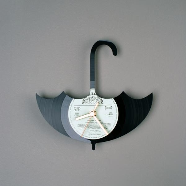 Perfect U201cRE_VINYLu201d Wall Clock By Pavel Sidorenko Amazing Design