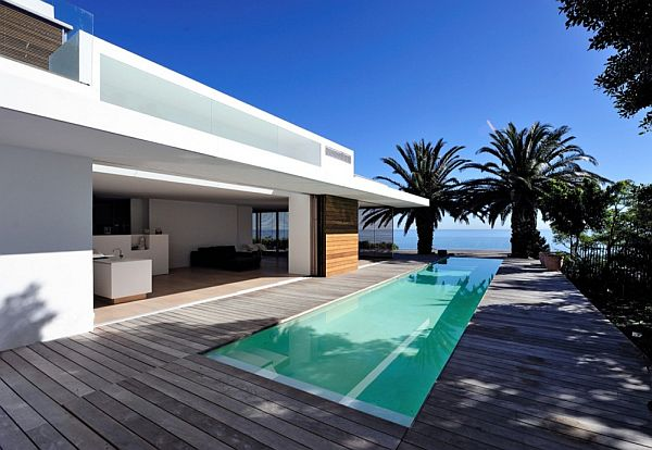 Luxurious Holiday House In South Africa By Luis Mira Architects
