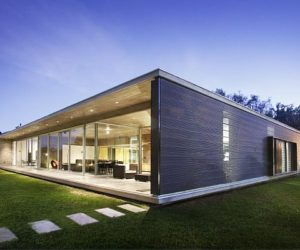 Beautiful Contemporary Casa Codina in Argentina by A4estudio