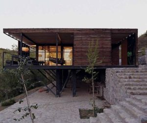 Relaxing weekend retreat in Chile by Mathias Klotz