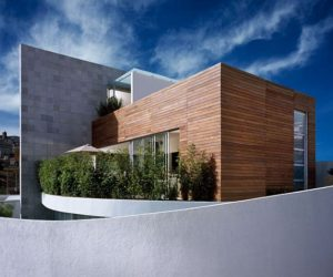 Contemporary M-House in Mexico City by Micheas Architects