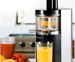 Coway slow juicer for maximum efficiency