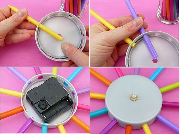 diy-colorful-wall-clock-for-a-kids-room-4