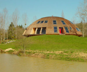 Domespaces: innovative energy efficient homes