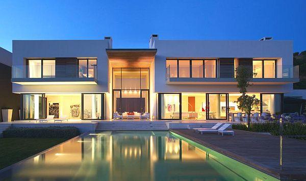 Impressing Andulician Villa in Spain