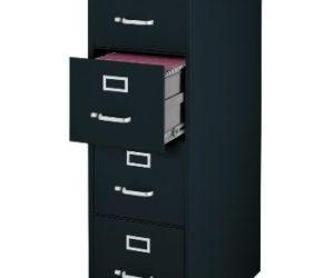 Vertical Metal File Cabinet