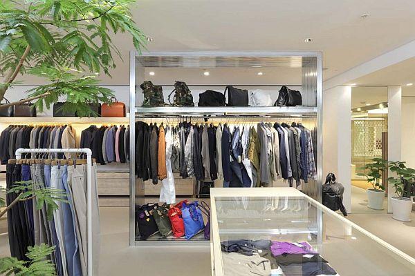 Fashion GUji OSAKA Shop Interior Design in Osaka