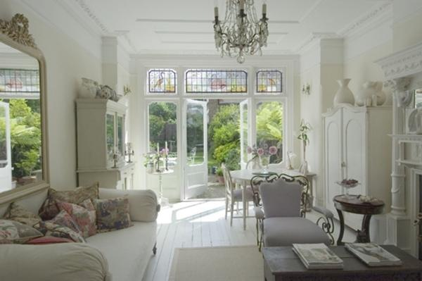 French House Interior. How To Add Romantic Flair Your Home With French  Windows