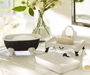Bathroom Soap Dishes with Interesting Designs