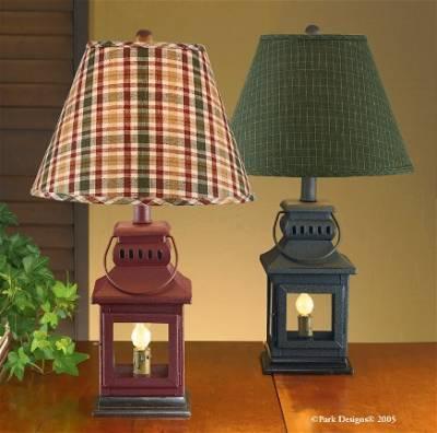 Nice Iron Lantern Lamp