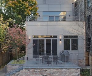 Remodeled Lincoln Park Residence By SPACE Architecture + Planning