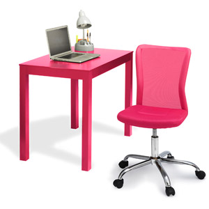Desk and Office Chair Bundle from Walmart