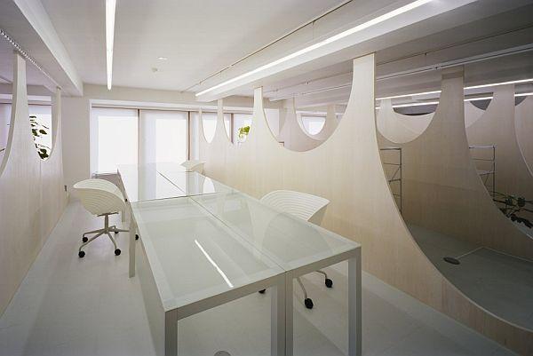 Meguro Office in Tokyo by Nendo