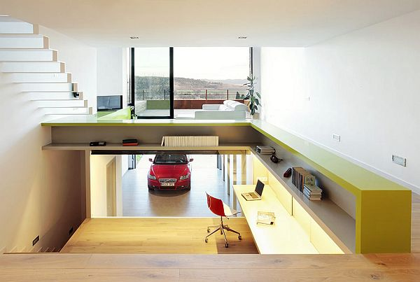 Minimalistic Step House By 05 Am Arquitectura