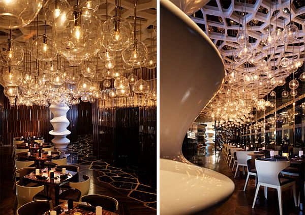 Ozone Nightclub Interior Design By Wonderwall