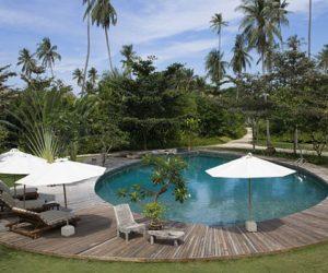 Luxurious Pulau Joyo Resort in Indonesia