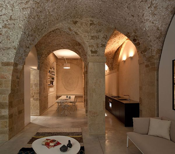 Historic Residential Flat In The Old Port Of Jaffa Tel Aviv