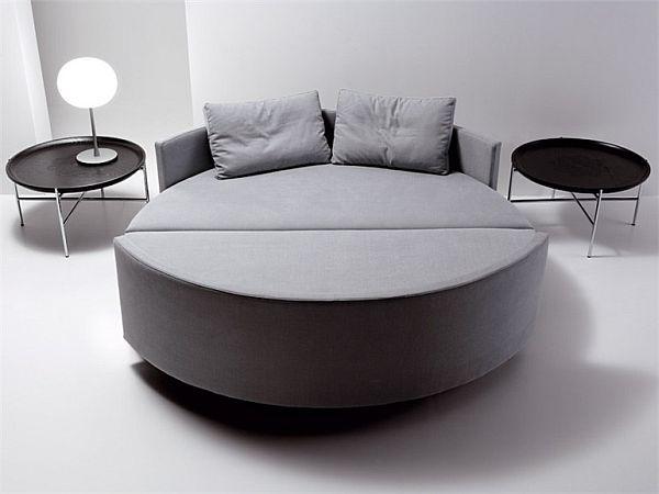 Nice Scoop Tondo: Sofa Bed Project