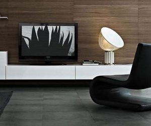 Modular wall unit: Sintesi by Carlo Colombo