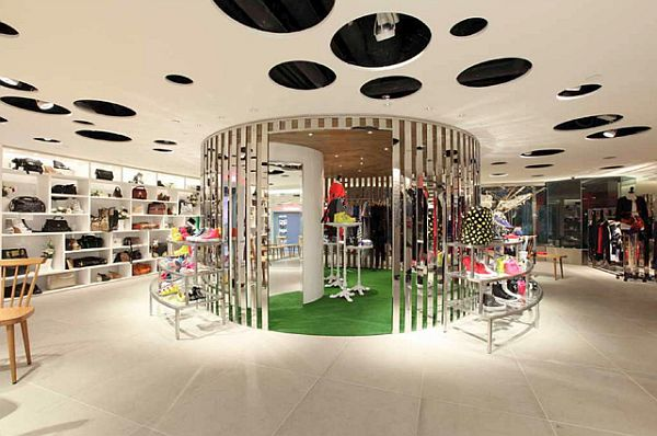 Store Design | Department Store Design In Hong Kong By Wonderwall
