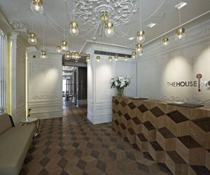 The new House Hotel in Instabul by Autoban