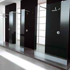The Box Doccia shower system by Francesco Lucchese