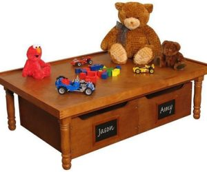 Back To School:Multifunctional Activity table for kids