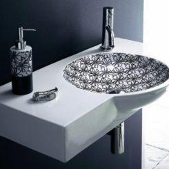 Elegant Decorado Wash Basins By Bathco