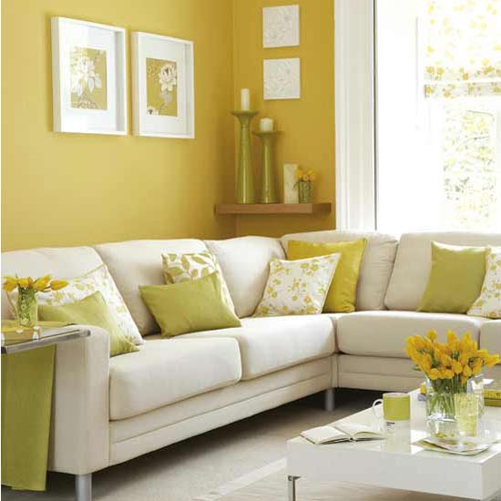 Why Should I Paint my Living Room Yellow?