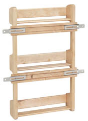 Door Storage Spice Rack
