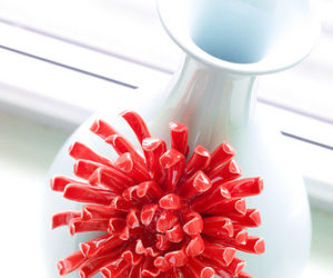 Perfect Sea Urchin Vase · Curvy Chrysanthemum Vase Great Ideas