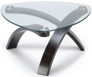 The elegant Allure cocktail table