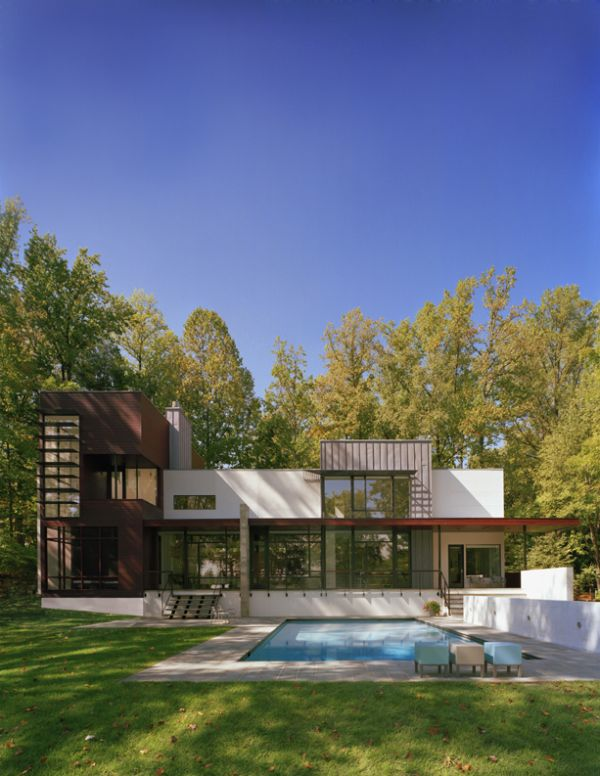 Beautiful Home In Maryland   Crab Creek House Nice Design