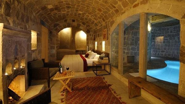 Argos retreat in Cappadocia