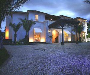 The luxurious Casa Colonial Beach & Spa