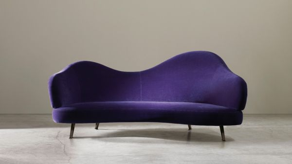 Charmant Chic Sofa By Adele Cassina
