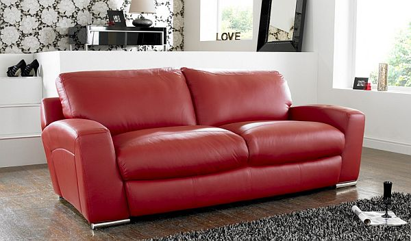 Choosing a Contemporary Leather Sofa