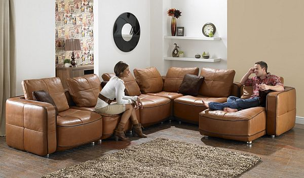 choosing a contemporary leather sofa - Sofa Leather