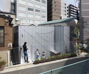 Amazing Daylight House by Takeshi Hosaka Architects
